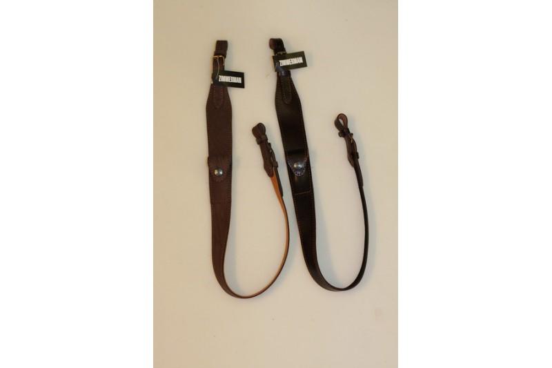 Ремень ружейный ( карабин ) с подкладкой из натуральной замши с карманом под патрон
