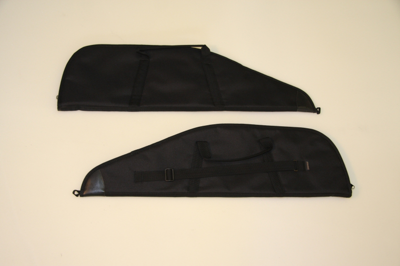 """Чехол для ружья """"Сайга-410"""" с карманом под запасную обойму"""