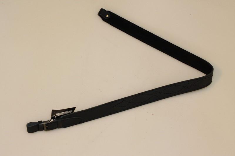 Ремень ружейный с подкладкой из натуральной замши,шир. 35 мм с винтовым креплением к ан-табке ружья